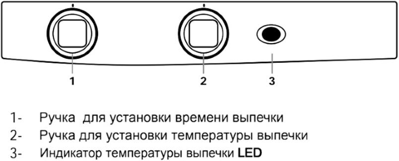 Конвекционная печь UNOX XFT 113 STEFANIA  - 2
