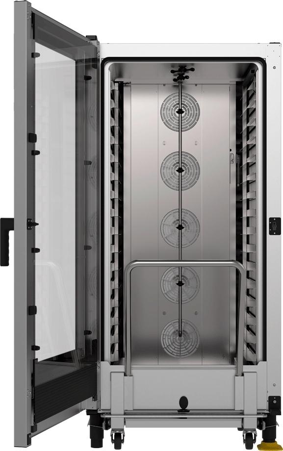 Конвекционная печь UNOX XEBC-16EU-GPR - 1